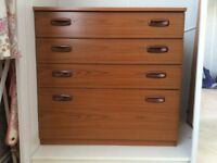 Schreiber chest of drawers