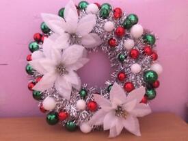New wreath
