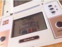 Nintendo: Game & Watch: Oil Panik (1982) op-51