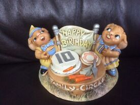 "Pendelfin ""The Anniversary"" Family Circle Piece Collectable"