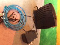 Motorola SURFboard sb5100e cable modem
