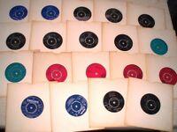 67 Vinyl Single Records – Various Artistes