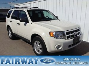 2012 Ford Escape XLT V6 FWD Nice Local Trade!