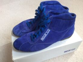 Men's Sparco karting boots