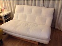 Futon for sale must be collected by June 5th. Good condition.