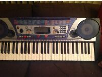 Yamaha electric organ, in. Good working orderl