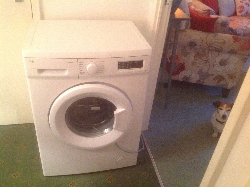 Washing machine bought 3 months ago. Selling due to moving to a small apartment.