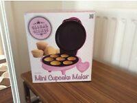 "Mini Cupcake Maker ""Brand New"""