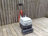 Used Nilfisk CA 340 Mains Powered Floor Scrubber Dryer - In Great Condition & Full Working Order