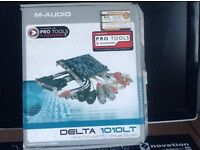 M-Audio delta 1010 lite sound card