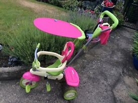 Pink trike for sale. Used but excellent condition