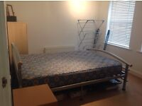 *DOUBLE BED, FRAME & MATTRESS*