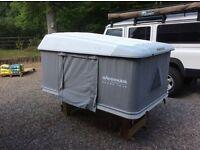 Autohome roof tent