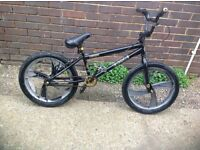 Hyper Hero BMX with Mag Wheels