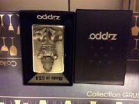 Zippo lighter never used