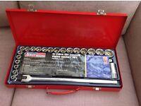 Sealey AK693 32 piece socket set