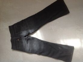 Ladies motorcycle jeans