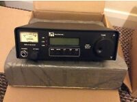 PALSTAR R30CC RADIO -as new condition with original packaging and manual