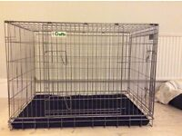 Dog crate -brand new from Crufts