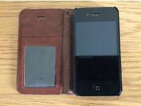Unlocked IPhone 4s 16 GB, Used almost new, well looked after.