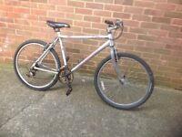 Aluminium Radford mountain bike 21 Speed