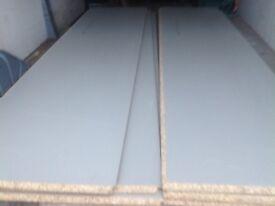 Cabershield Plus double laminated T4 chipboard flooring.