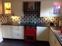 Kitchen plus Utility room