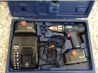 AEG POWER DRILL