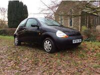 Ford Ka 1.3 petrol 12 months mot **£300** cheap car 106 206 fiesta