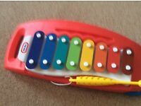 Little Tikes Xylophone - Costs £12.50 New - Selling At £3