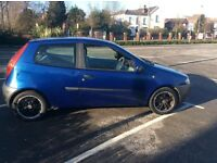 Fiat punto1.2 2001