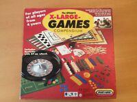 Spear's X-Large Games Compendium