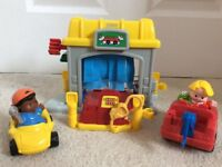 Fisher Price car wash