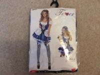 Women's Halloween Costume - Alice in Wonderland size 12-14