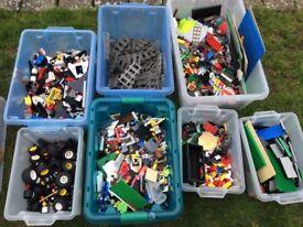 Mixed Lego
