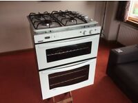 New World Vision Gas Hob and Gas Oven