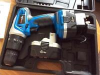 Cordless hammer drill 18V