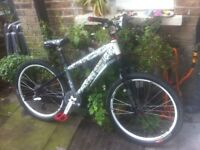 24Seven custom pro mountain bike bicycle sale or swap for macbook pro or very good laptop motorbike