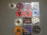 10 x PlayStation Games
