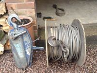 Winch Tirfor 1600 KG 32 CWT with 30 m cable