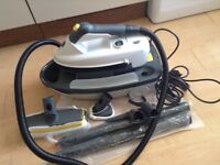 Earlex steam caddy cleaner model is2000 instant steamer