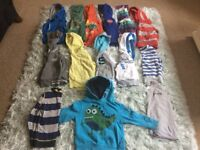 Boys Large Bundle 2-4 Years...Over 60 Items
