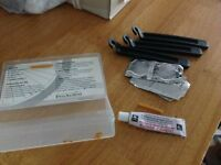 Cycle repair kit parts for puncture etc