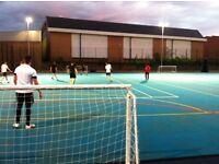 Clapham South Tuesday 5-a-side football league
