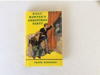 BILLY BUNTER'S CHRISTMAS PARTY - HARDBACK BOOK
