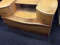 Vintage dressing Table no mirror