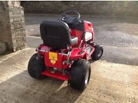 Ride On Lawn Mower Countax C600H 16HP