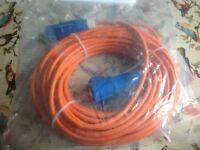 25m Electric Hook Up Cable