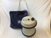 Aquaroll 40L Caravan Water container with Duckback Cover
