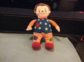 Mr Tumble small soft toy says phrases & makes noises